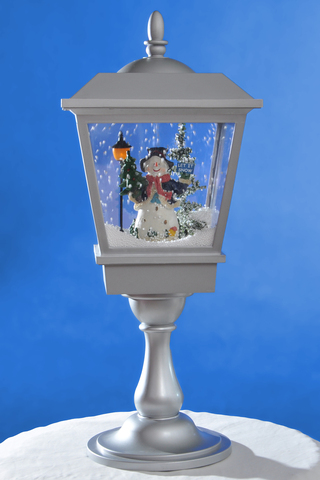 Новогоднее украшение Снежный фонарь (Чудо-Ёлка)