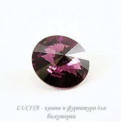 1122 Rivoli Ювелирные стразы Сваровски Amethyst (SS39) 8,16-8,41 мм