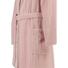 Элитный халат махровый Noblesse Perlmutt 1309 розовый от Cawo