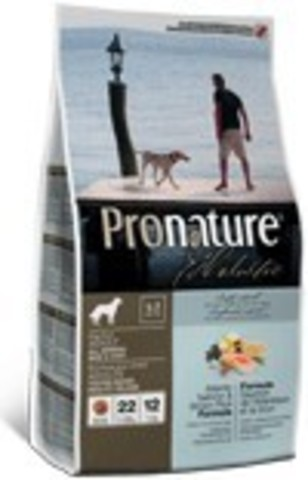Pronature Holistic Adult All Breeds Healthy Skin Salmon and Rice