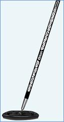 Щетка для керлинга OLSON Reactor X Colored Isogrid
