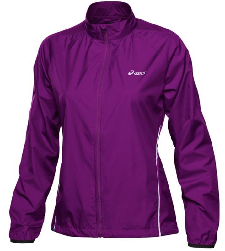 Ветровка Asics Vesta Jacket женская purple