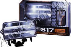 Дополнительные фары (широкозахватная) IPF 8171 (12v)