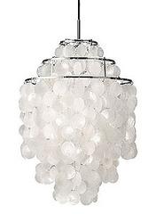 люстра Fun 1DM Lamp by Verner Panton
