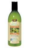 Гель для ванны и душа с маслом оливы и виноградных косточек, Avalon Organics