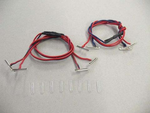 55391 Комплект проводов с конденсатором + 8 изоляторов для создания выделенной