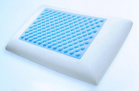 Элитная подушка Lattice watergel от Caleffi