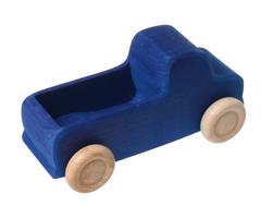 Грузовик большой синий (Grimm's)
