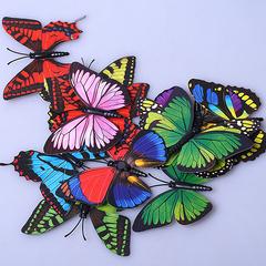 Бабочка на магните 12шт 423075