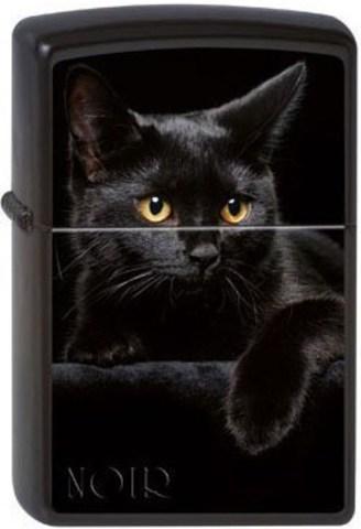 Зажигалка Zippo Cat (218)