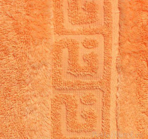Полотенце 30x50 Cawo Noblesse 1001 ярко-оранжевое