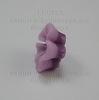 Кабошон акриловый фиолетовый 13х5 мм ()