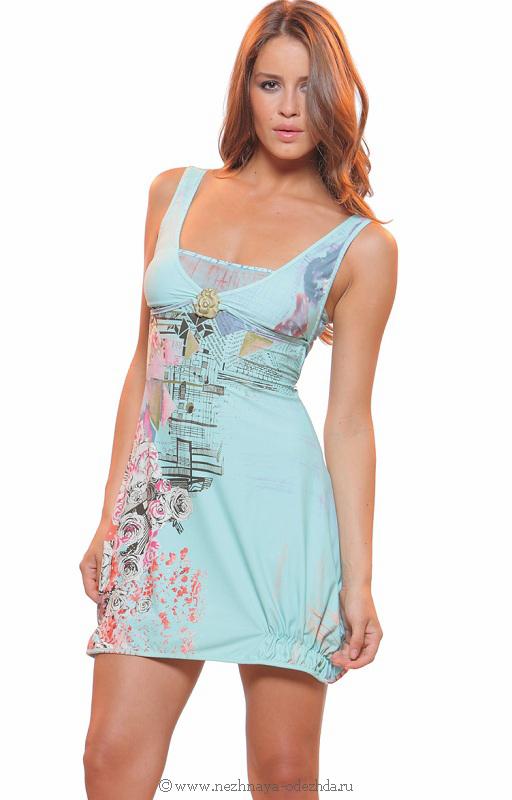 Летнее платье Save The Queen (Летняя и пляжная одежда)
