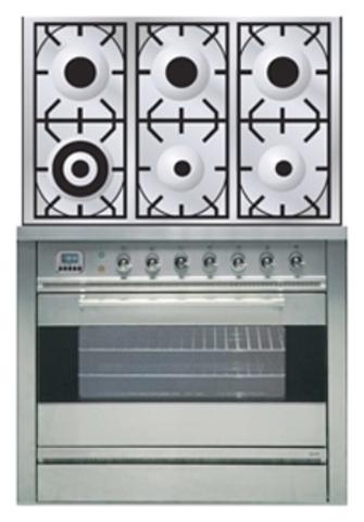 Газовая плита ILVE P-906-MP