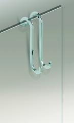 Крючок на присоске 85031CR от Windisch