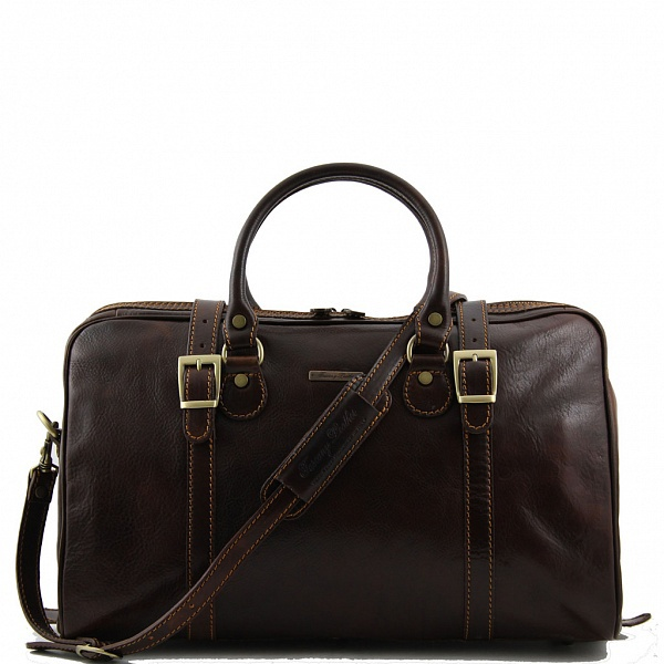 Tuscany Leather Berlin - Dark_Brown TL1014