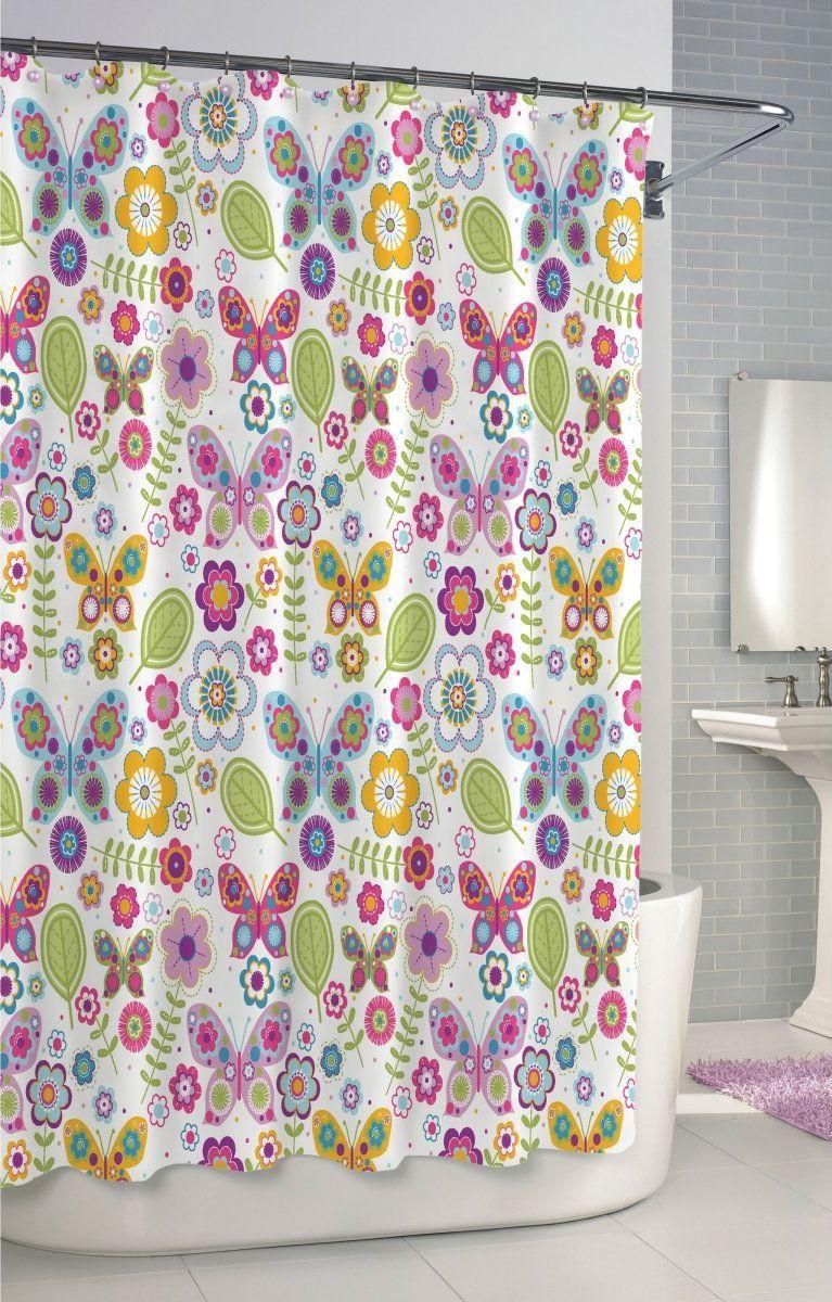 Шторки для ванной Элитная шторка для ванной детская Butterflies от Kassatex elitnaya-shtorka-dlya-vannoyelitnoe-polotentse-mahrovoe-butterflies-ot-kassatex-ssha-kitay.jpg