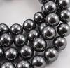 5810 Хрустальный жемчуг Сваровски Crystal Dark Grey круглый 10 мм (Crystal Dark Grey 2)