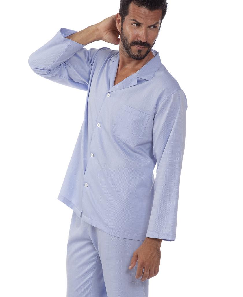 Классическая мужская пижама B&B (Домашние костюмы и пижамы)