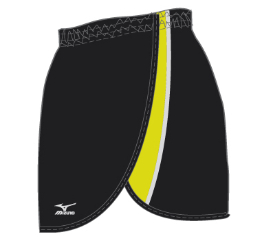Трусы Mizuno Performance Split Short