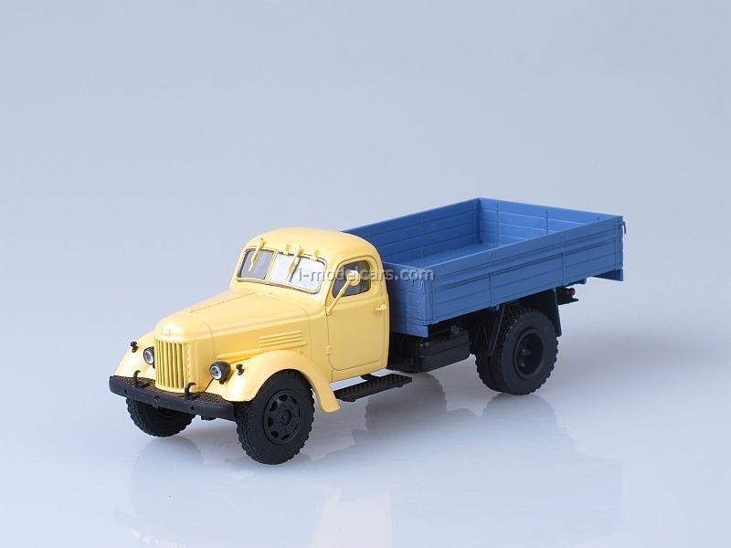 ZIL-164A board beige blue 1:43 AutoHistory