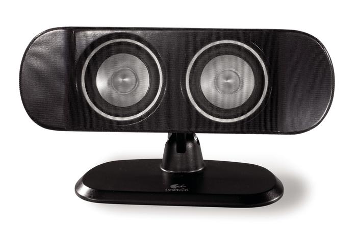 LOGITECH X-530 black