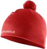 Шапка Noname Nordic red