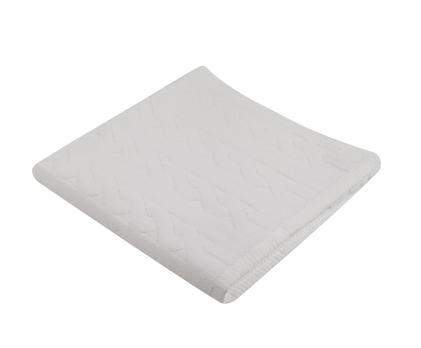 Полотенце 30x50 Luxberry Imperio белое