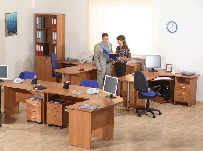 набор офисной мебели недорого