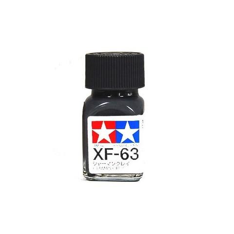 XF-63 Краска Tamiya Немецкий Серый Матовая (German Grey), эмаль 10мл