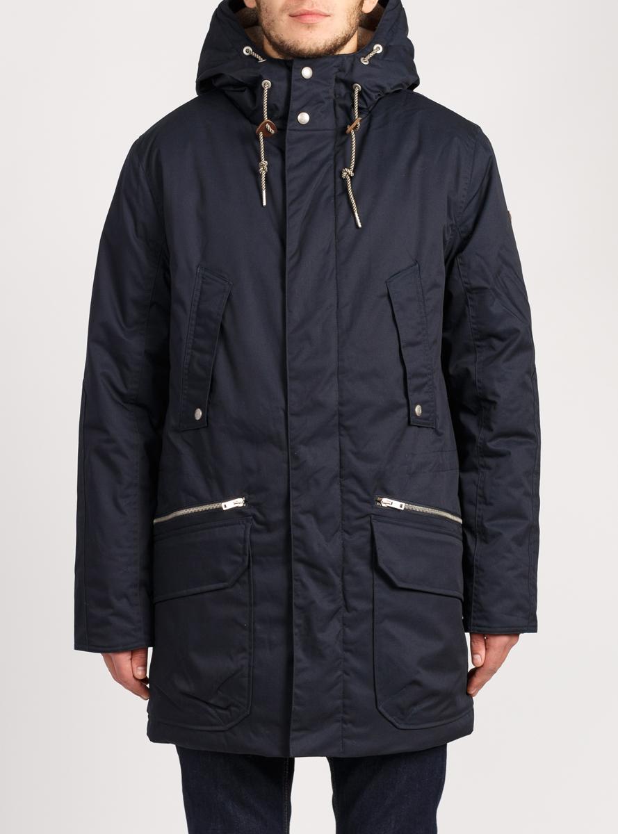 Куртка парка LOADING  (1315-2)  Темно-синий