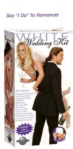 Свадебный набор - White Wedding Kit