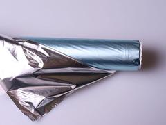 Полисилк Verde aqua 50м двухсторонний