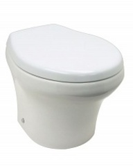 Туалет вакуумный SeaLand VacuFlush 4806 (24 В, белый)