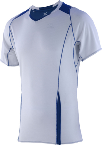Футболка Mizuno Performance Tee white