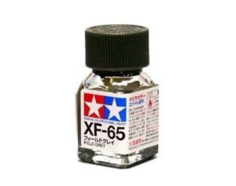 XF-65 Краска Tamiya Полевой Серый Матовая (Field Grey), эмаль 10мл