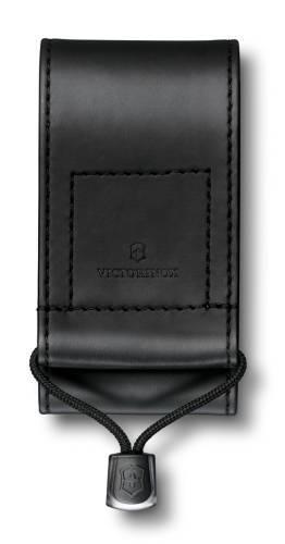 Чехол из искусственной кожи, черный, для Swiss Officers Knife 91 и 93 мм толщиной 5-8 уровней, в пак