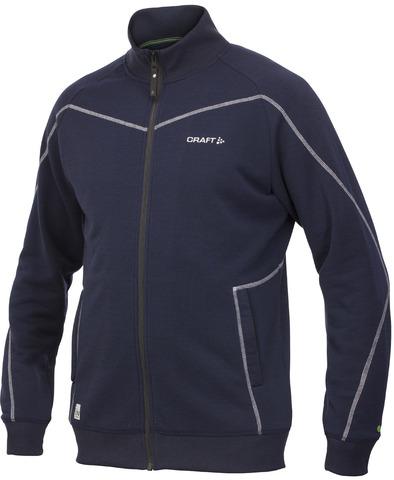 Куртка флисовая мужская Craft In the Zone синяя