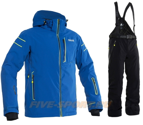 Горнолыжный костюм 8848 Altitude Switch 2 Blue Venture Black