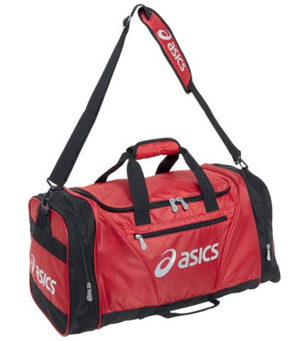 Сумка Asics medium DUFFLE red