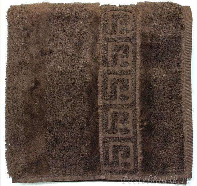Полотенца Полотенце 30x30 Cawo Noblesse 1001 темно-коричневое elitnoe-polotentse-mahrovoe-noblesse-1001-temno-korichnevoe-ot-cawo-germaniya-vid.jpg