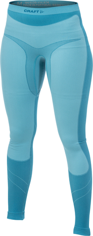 Термобелье Рейтузы Craft Warm Blue женские