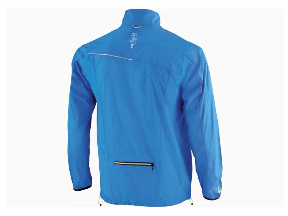 Мужская ветровка Mizuno Impermalite jacket (67WS320 22) фото