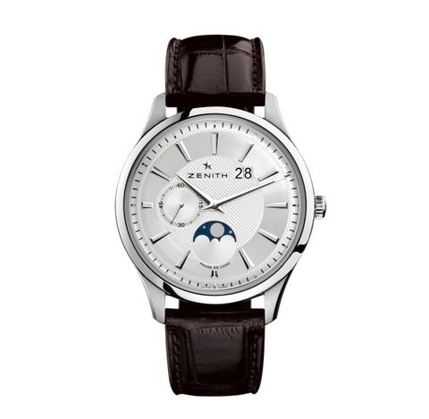 Купить Наручные часы Zenith 03.2140.691/02.C498 Captain по доступной цене