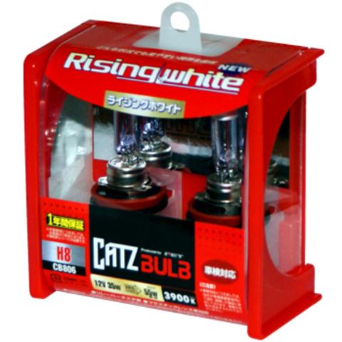 Газонаполненные лампы CATZ H8 CB806 (3950К)