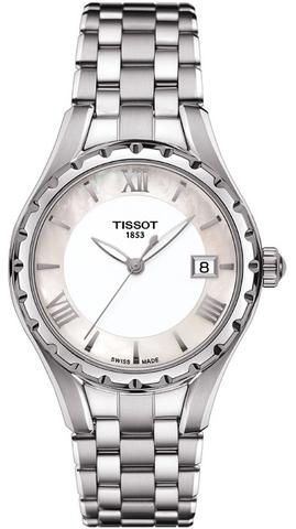 Купить Женские часы Tissot T072.210.11.118.00 по доступной цене