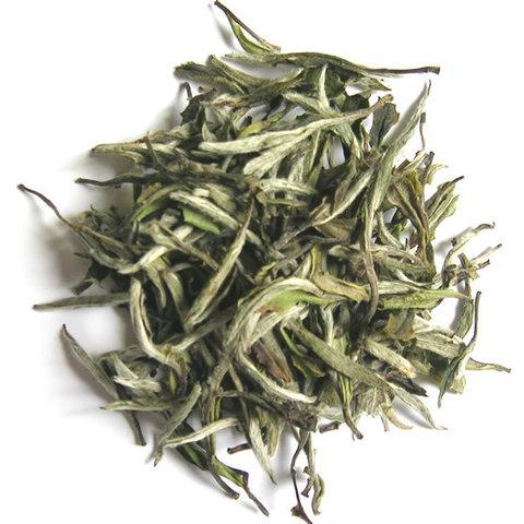 листья белого чая баймудань