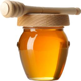 Гречишный мёд с васильком