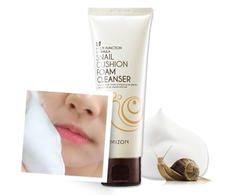 Mizon Snail Cushion Foam Cleanser. 120ml.