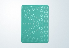 Чехол The Core Polka Dot Case Sky blue Голубой для iPad Air
